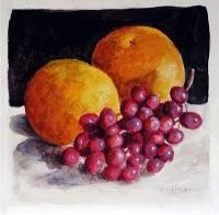Grapes and Grapefruits