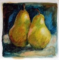 Green Pears 1