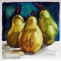 Green Pears 2