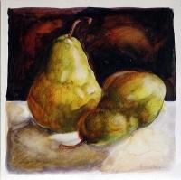 Green Pears 3